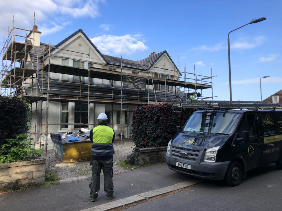 Insurance Backed Guarantees for roofing works are now available!